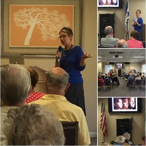 Dr. Cheryl Brandi Discusses Aging