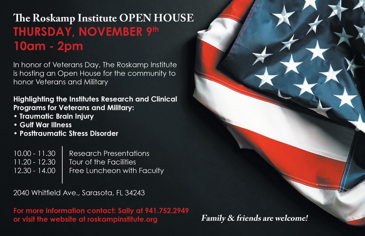 2017 Veterans Day Open House