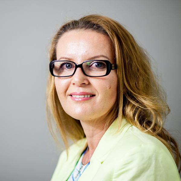 Ghania Ait-Ghezala, Ph.D